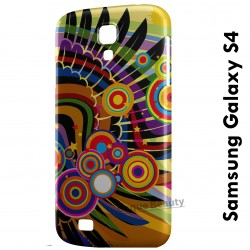 Galaxy S4 Wings of Eagle Design