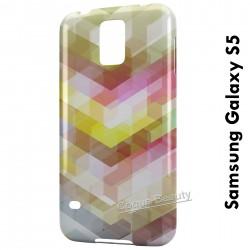 Galaxy S5 3D Transparency Design