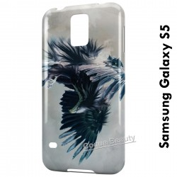 Galaxy S5 Blue Eagle