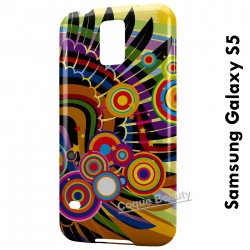 Galaxy S5 Wings of Eagle Design