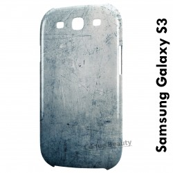 Galaxy S3 Concrete Scratched