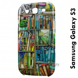 Galaxy S3 Painted Library