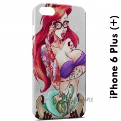 iPhone 6 Plus (5.5 inch) Ariel Tattoo 2 The Little Mermaid