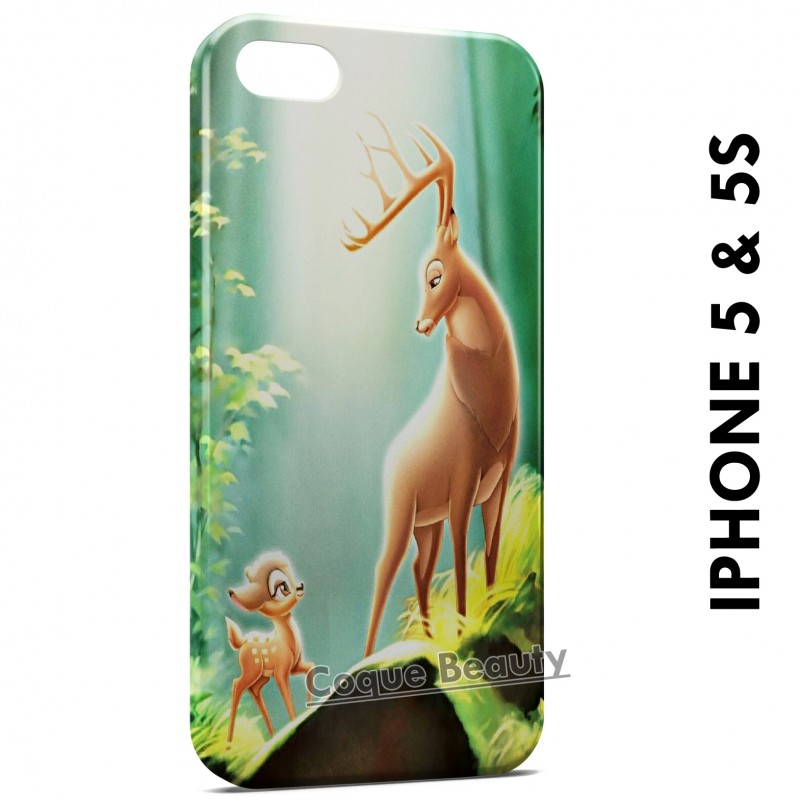 coque iphone 5 bambi