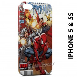 iPhone 5/5S Comics Spiderman 2