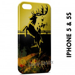 iPhone 5/5S Game of Thrones Ours is the Fury Baratheon