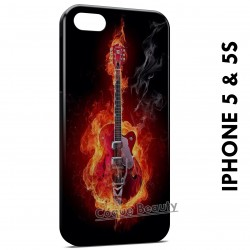 iPhone 5/5S Guitar Fire