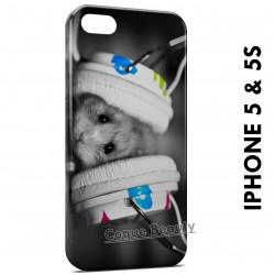 iPhone 5/5S Hamster Music