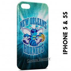 iPhone 5/5S Hornets BasketBall USA