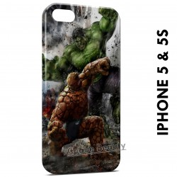 iPhone 5/5S Hulk & The Thing