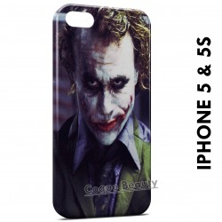 iPhone 5/5S Joker Batman 4