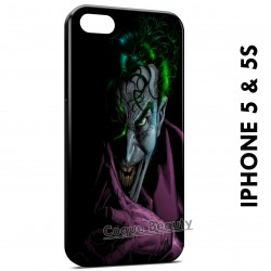 iPhone 5/5S Joker Batman Violet