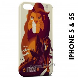 iPhone 5/5S The Lion King 7