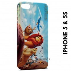 iPhone 5/5S The Lion King 8