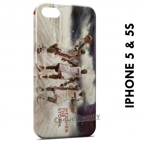 iPhone 5/5S Lebron James Miami Heat Basketball