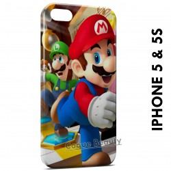 iPhone 5/5S Mario Game
