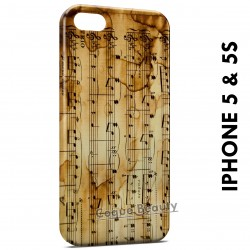 iPhone 5/5S Music notes
