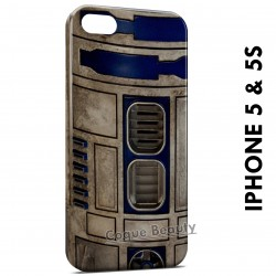 iPhone 5/5S R2D2 Star Wars Robot Droid