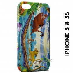 iPhone 5/5S The Lion King Simba 2