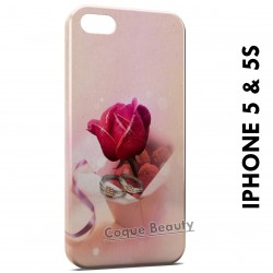iPhone 5/5S Rose & Rings