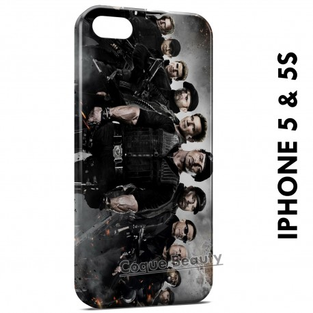 iPhone 5/5S The Expendables 2