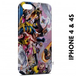 iPhone 4/4S X-Men Group