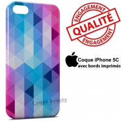 iPhone 5C 3D Diamond Colors