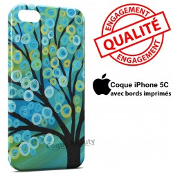 iPhone 5C Arbre Paint