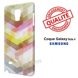 Galaxy Note 4 3D Transparence Design