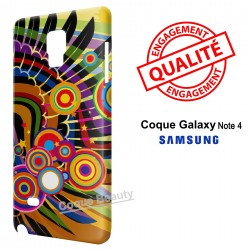 Galaxy Note 4 Aile d'aigle Design