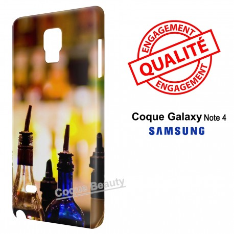 Galaxy Note 4 Alcool Cocktails
