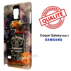 Galaxy Note 4 Alcool Jack Daniels Art
