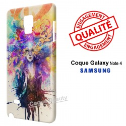 Galaxy Note 4 Angel colors