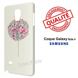 Galaxy Note 4 Arbre multicolor paint