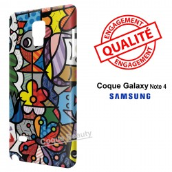 Galaxy Note 4 Art Colors