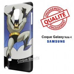Galaxy Note 4 Batman Vintage