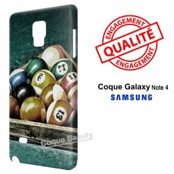 Galaxy Note 4 Billard Pro Vintage
