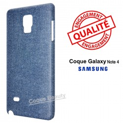 Galaxy Note 4 Blue Jean