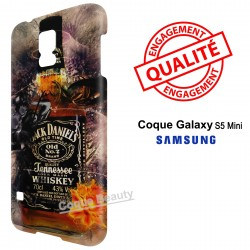 Galaxy S5 Mini Alcool Jack Daniels Art
