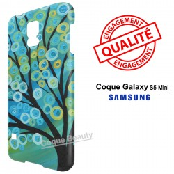 Galaxy S5 Mini Arbre Paint