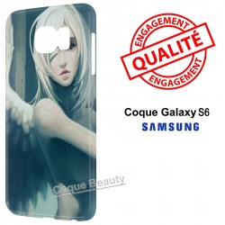 Coque Galaxy S6 Angel