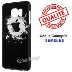 Coque Galaxy S6 Apple Splash
