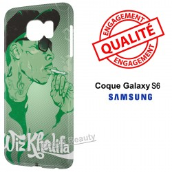 Coque Galaxy S6 Wiz Khalifa