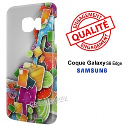 Galaxy S6 Edge 3D Design colors
