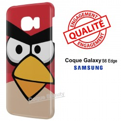 Galaxy S6 Edge Angry Birds