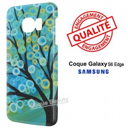 Galaxy S6 Edge Arbre Paint