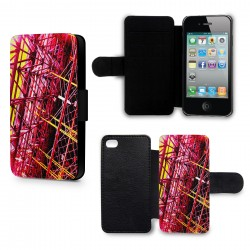 Etui Housse iPhone 4 & 4S Architecture Design