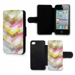 Etui Housse iPhone 5 & 5S 3D Transparence Design