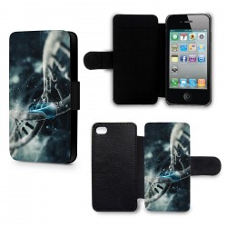 Etui Housse iPhone 5 & 5S ADN Bionic