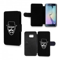 Etui Housse Galaxy S6 Breaking Bad Heinsenberg 2